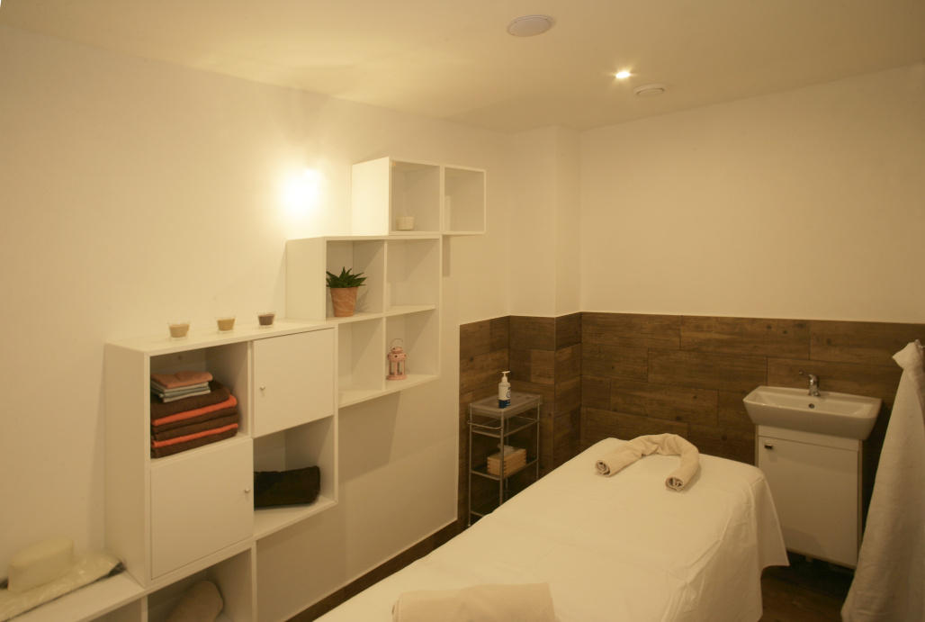 Wellness - masage room